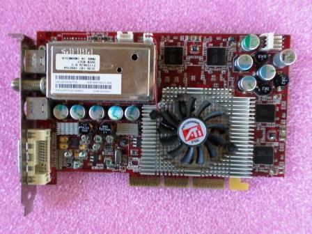 ATI 9800 PRO AIW 100 713100