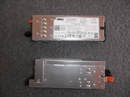 Dell YFG1C 870 watt Powersupply for Poweredge R710 (New, 90 day warranty)