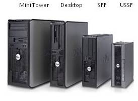 Dell OptiPlex GX755 USFF Motherboard HX755