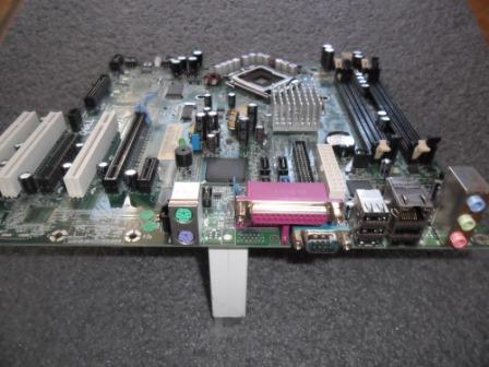 Dell Precision Workstation 380 Motherboard G9322.JPG