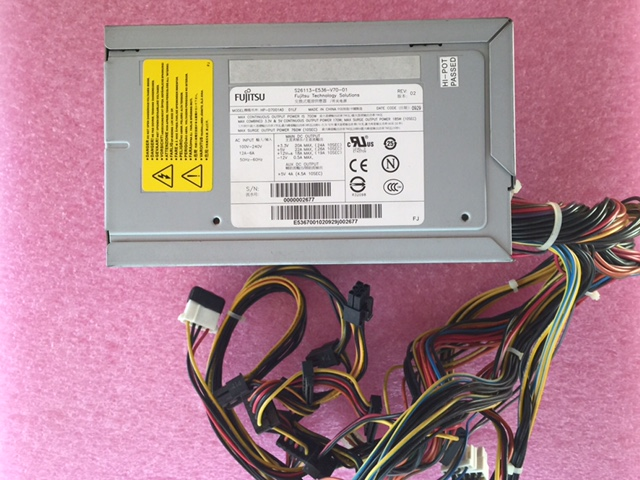 Fujitsu S26113-E536-v70 Power Supply